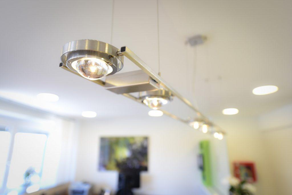 Praxisimpressionen – Lampe